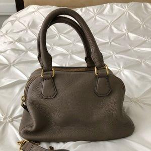 J Crew Taupe handbag